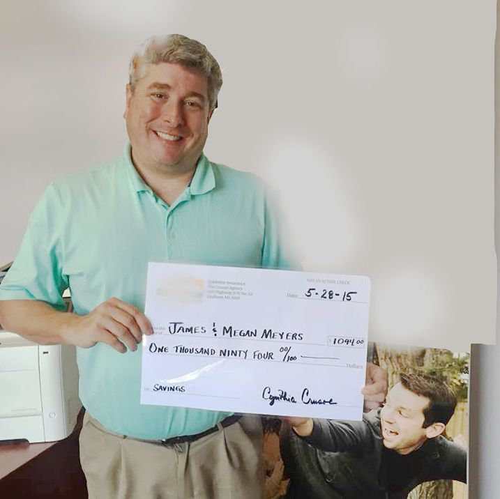 James Meyers SAVED more than $1,000!
